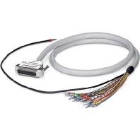 Image of 2926108 - Kabel 1,5m 15p Buchsenleis 2926108