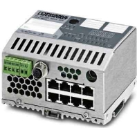 FLSWITCHSMCS8TX-PN - Smart Managed Switch FLSWITCHSMCS8TX-PN