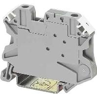 UT 4-MTD (50 Stück) - Universalklemme 0,14-6qmm B=6,2mm gr UT 4-MTD