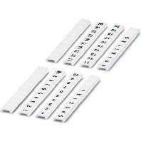 ZBF 5/WH-10 #0808668 (100 Stück) - Klemmenmarkierung ZBF 5/WH-10 0808668