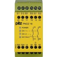 pnoz-16-774066-not-aus-schaltgerat-230vac-24vdc-2n-o-pnoz-16-774066