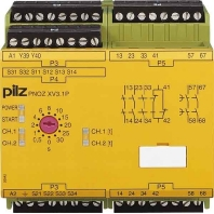 pnoz-xv3-1pc-787522-not-aus-schaltgerat-3-24dc-3n-o1n-c2n-ot-pnoz-xv3-1pc-787522, 339.96 EUR @ eibmarkt