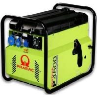 P4500-SYA ISOE-Start - Stromerzeuger Serie P Diesel P4500-SYA ISOE-Start