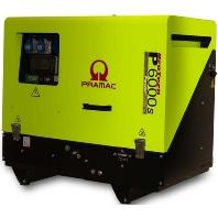 P6000sTYAISOEStart58 - Stromerzeuger Serie P Diesel P6000sTYAISOEStart58