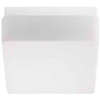 20129.002 - Opalglasleuchte opal-gl ws A60 2x60W 20129.002