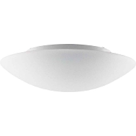 211054.952.79 - Opalglasleuchte m.EVG opal-mt ws 2x26W 211054.952.79