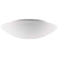 211059.002 - Opalglasleuchte 2x60W, opal-matt, weiß, 211059.002