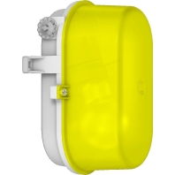 50605.000 - Kunststoff-Ovalleuchte ws-transp. A60 60W 50605.000