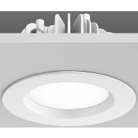 901431.002  - LED-Einbaudownlight 13,1W 3000K 107Gr 901431.002
