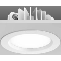 901433.002.1  - LED-Einbaudownlight 12,6W 4000K 107Gr 901433.002.1