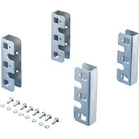 Rittal 7827.300 Adapter voor L-vormige profielrails Stalen plaat Geschikt voor Serie behuizingen TS