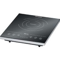 ROMB kookplaat, el, antraciet, (hxbxd) 6x30x38cm