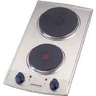 Elektrische Inbouw Kookplaat Dubbel EBS 3074-E Techtube Pro