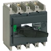 Image of 31102 - Lasttrennschalter INS250-200 3p Interp 31102