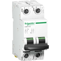 A9N61523 - LS-Schalter 2P 3A C C60H-DC A9N61523