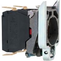 ZB4BZ1033 - Hilfsschalterblock, D 22mm 2S, Flachstecker ZB4BZ1033