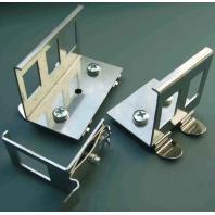 Image of 501343 (10 Stück) - Hutschienenadapter 1-fach fach für 1 x UKJ/XKJ 501343