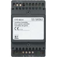 CTÖ 602-0 - Controller Türöffner im Schalttafelgeh. CTÖ 602-0