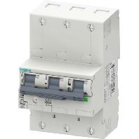 5SP3350-3 - Leitungsschutzschalter 3-pol. E50 400V 5SP3350-3