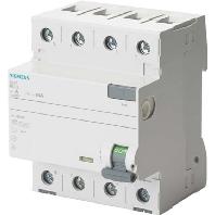 5SV3346-6KL Residual current breaker 4-p 63-0,03A 5SV3346-6KL