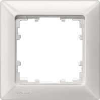 5TG2585-0 Frame 5-gang white 5TG2585-0