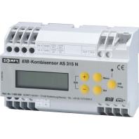 AS 315 N Set  - Kombisensor + Wetterstation AS 315 N Set