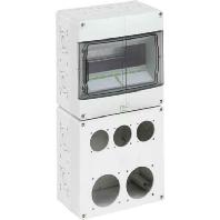 STV 923-L CEE-Socket combination wall mount IP44 STV 923-L