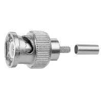 J01002A1288Z - BNC-Kabelstecker Crimp G2 (RG-59 B/U) J01002A1288Z