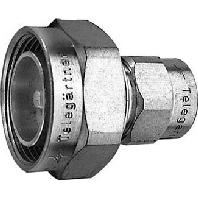J01122C0009 - Adapter 7-16/ N (M-M) 50Ohm J01122C0009