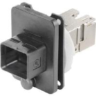 J80020A0005 - STX V4 Flanschset RJ45 Kupplung Cat.6 J80020A0005 - Aktionspreis - 1 Stück verfügbar
