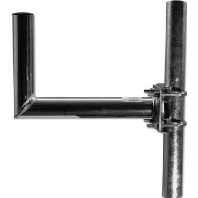 MAL 35 HV - Mastausleger ALU 35cm bis 75cm Rohr b.60mm MAL 35 HV