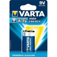 Varta Alkaline 6LR61-9V