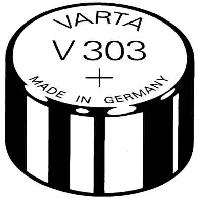 Image of V 303 Stk.1 - Uhren-Batterie 1,55V/160mAh/Silber V 303 Stk.1
