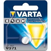 Varta V371 Knoopcel Batterij Zilver