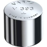 V 393 Stk.1 - Uhren-Zelle 1,55/65/Silber V 393 Stk.1