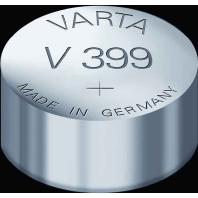 Image of V 399 Stk-1 - Uhren-Batterie 1,55V/42mAh/Silber V 399 Stk-1