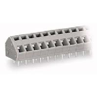236-412 (80 Stück) - Klemmenleiste 2,5qmm 12pol 5mm 236-412