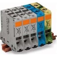 285-199 - Reihenklemmen Drehstrom-Set 95mm² (3xgrau, 1xblau, 1xgrün-gelb), 285-199