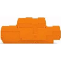 870-574 (25 Stück) - Abdeckplatte orange 870-574