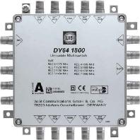 DY64 1800  - Multischalter/Unicable 1x8 Teilnehmer DY64 1800