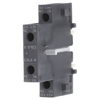 Abb hulpcontactblok 1m 1v opzetba
