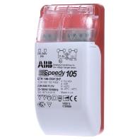ETR105-230/12KF - Sicherheits-Trafo 35-105W 230/11,5V ETR105-230/12KF
