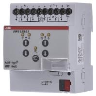 Image of JRA/S2.230.2.1 - Jalousie-/Rollladenaktor manuelle Bedienung JRA/S2.230.2.1