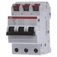 Zekeringautomaat 3-polig 16 A ABB 2CDS253002R0165