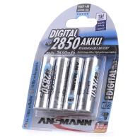 Ansmann Mignon AA 1.2 V rechargeable battery NiMH (5035092)