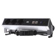 Bachmann DESK2 tabletop Power strip (902.502)