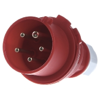 2136 - Stecker MULTI-GRIP 16A 5p 400V 6h IP44 2136