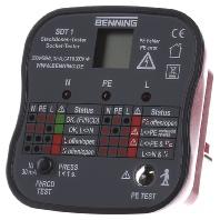 Benning stopcontacttester