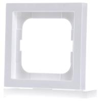 Inbouwraam stopcontact Wit Luxe TBV 8268254