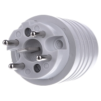 2064 SPVC - Perilex-Stecker 16A PVC 2064 SPVC